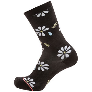Love You Not Socken Damen, schwarz / weiß, zoom bei OUTFITTER Online