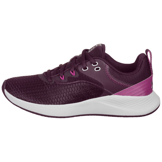 Charged Breathe TR 3 Trainingsschuh Damen, bordeaux / pink, zoom bei OUTFITTER Online