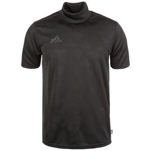 Tango Jacquard T-Shirt Herren, Schwarz, zoom bei OUTFITTER Online