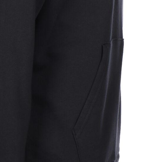 Rival Fleece Big Logo Trainingskapuzenpullover Herren, schwarz / weiß, zoom bei OUTFITTER Online