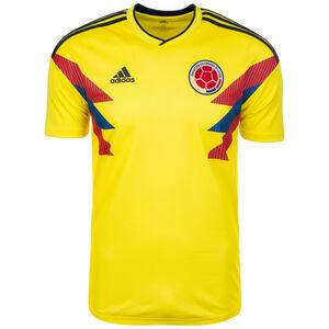 FCF Kolumbien Trikot Home WM 2018 Herren, Gelb, zoom bei OUTFITTER Online