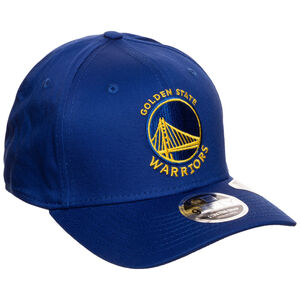 9FIFTY NBA Golden State Warriors Team Stretch Cap, blau, zoom bei OUTFITTER Online