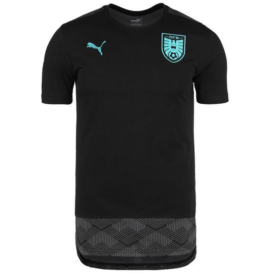 ÖFB Österreich Casuals T-Shirt EM 2021 Herren, schwarz / anthrazit, zoom bei OUTFITTER Online