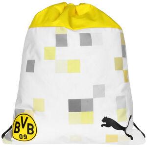 Borussia Dortmund ftblCore Turnbeutel, weiß, zoom bei OUTFITTER Online