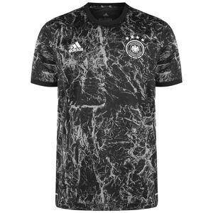 DFB Pre-Match T-Shirt EM 2021 Herren, schwarz / grau, zoom bei OUTFITTER Online