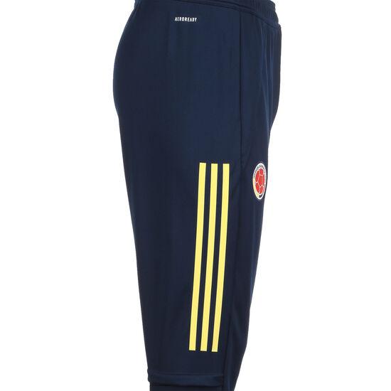 Kolumbien Trainingshose Herren, dunkelblau / rot, zoom bei OUTFITTER Online