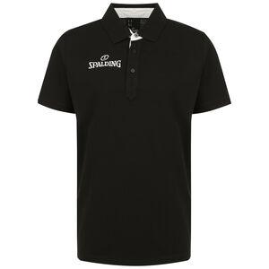 Prime Poloshirt Herren, schwarz / weiß, zoom bei OUTFITTER Online
