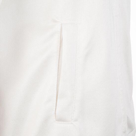 Dri-FIT Shimmer Kapuzenjacke Damen, grau / schwarz, zoom bei OUTFITTER Online