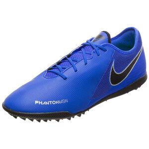 Phantom Vision Academy TF Fußballschuh Herren, blau / schwarz, zoom bei OUTFITTER Online