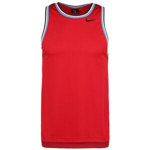 Dry SL Basketballtank Damen, rot / schwarz, zoom bei OUTFITTER Online