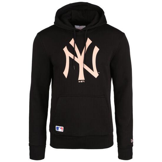 MLB New York Yankees Seasonal Team Logo Kapuzenpullover Herren, schwarz, zoom bei OUTFITTER Online