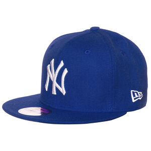 59FIFTY MLB Basic New York Yankees Cap, Blau, zoom bei OUTFITTER Online