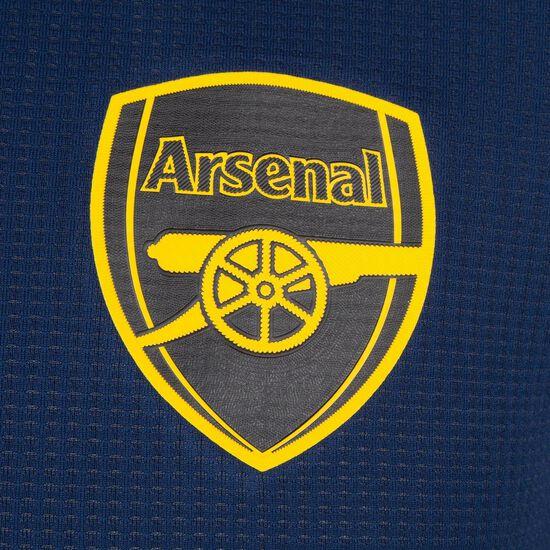 FC Arsenal Trikot 3rd Authentic 2019/2020 Herren, dunkelblau / gelb, zoom bei OUTFITTER Online