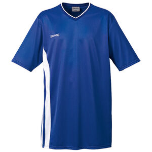 MVP Shooting Trainingsshirt Herren, blau / weiß, zoom bei OUTFITTER Online