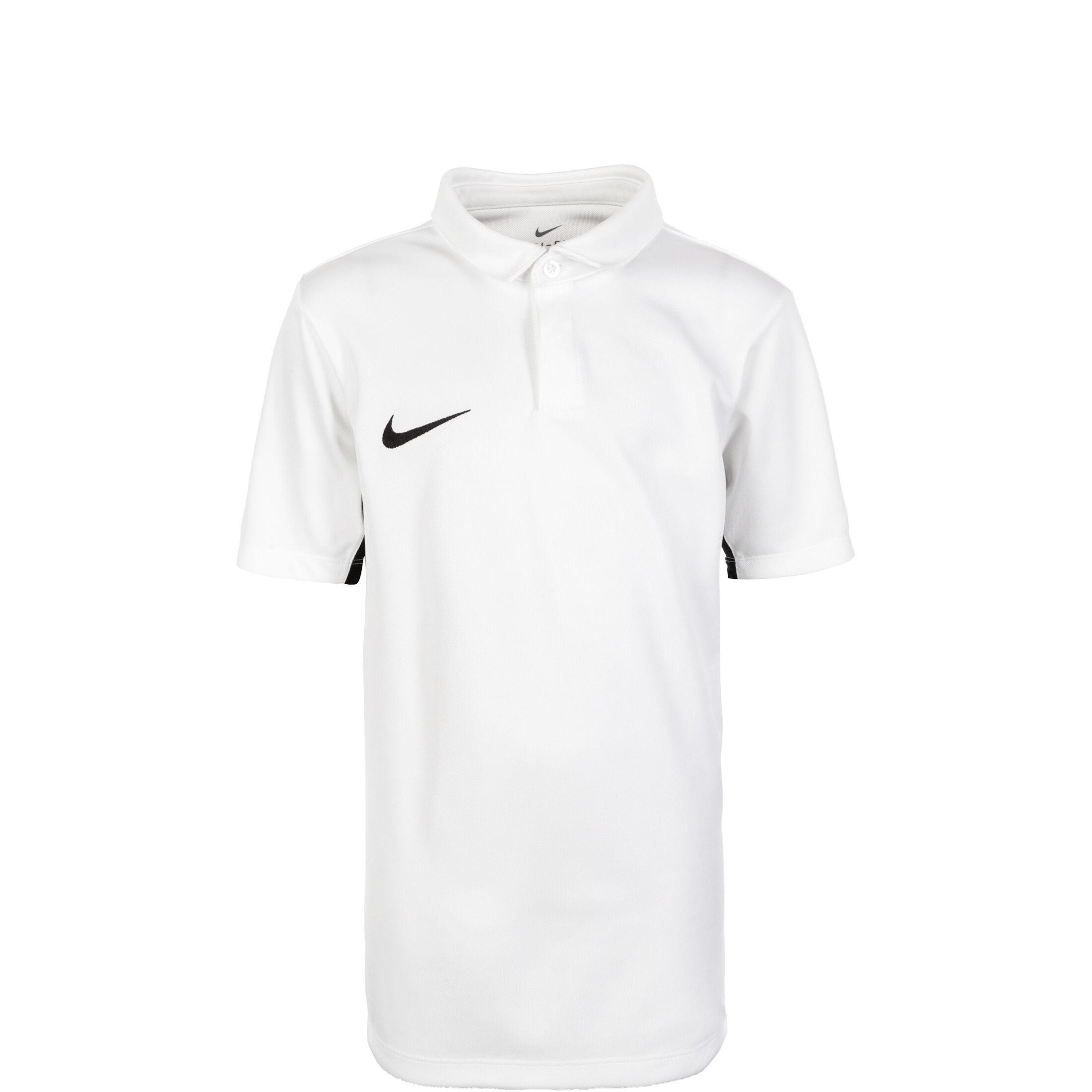 Nike Performance Dry Academy 18 Poloshirt Kinder weiß bei