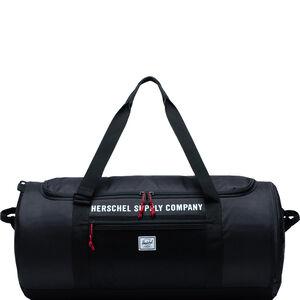 Sutton Carryall Tasche, schwarz, zoom bei OUTFITTER Online