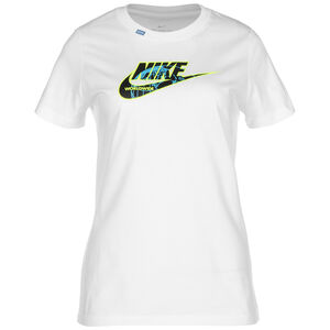 Sportswear Worldwide T-Shirt Damen, weiß / bunt, zoom bei OUTFITTER Online