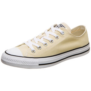 Chuck Taylor All Star OX Sneaker, gelb / weiß, zoom bei OUTFITTER Online