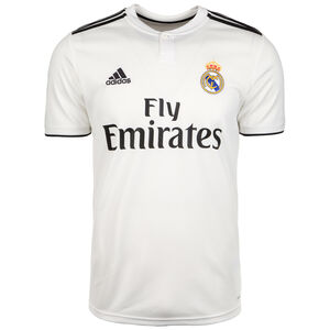 Real Madrid Trikot Home 2018/2019 Herren, Weiß, zoom bei OUTFITTER Online