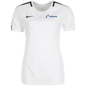 Mainova Dry Academy 18 Trainingsshirt Damen, weiß / schwarz, zoom bei OUTFITTER Online