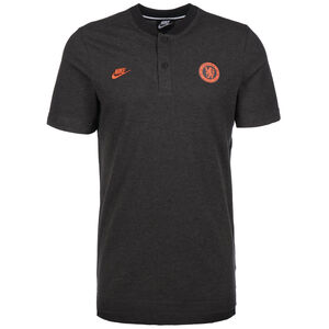 FC Chelsea Grand Slam T-Shirt Herren, anthrazit / orange, zoom bei OUTFITTER Online