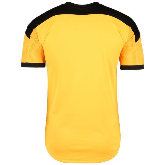 ftblNXT Graphic Trainingsshirt Herren, gelb / schwarz, zoom bei OUTFITTER Online