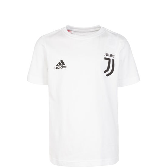 Juventus Turin Graphic Nr. 17 T-Shirt Kinder, Weiß, zoom bei OUTFITTER Online