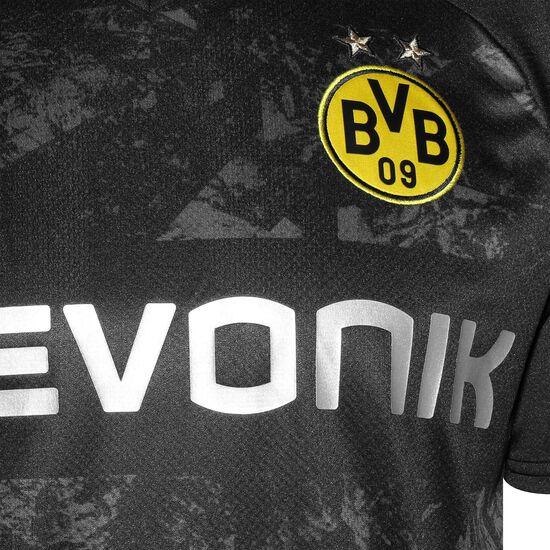 Borussia Dortmund Trikot Away 2019/2020 Herren, schwarz / grau, zoom bei OUTFITTER Online