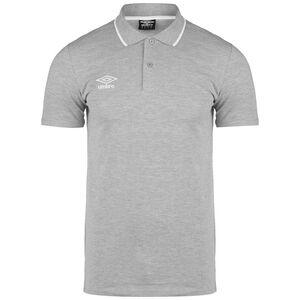 FW Pique Poloshirt Herren, grau / weiß, zoom bei OUTFITTER Online