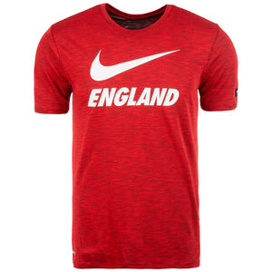 England Dry T-Shirt WM 2018 Herren, Rot, zoom bei OUTFITTER Online