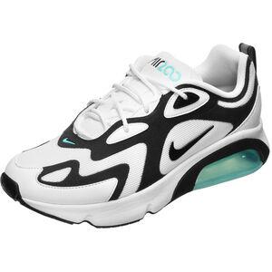 Air Max 200 Sneaker Damen, weiß / schwarz, zoom bei OUTFITTER Online