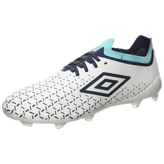 Velocita V Pro FG Fußballschuh Herren, weiß / blau, zoom bei OUTFITTER Online