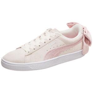 26ce530469 Suede Bow Hexamesh Sneaker Damen, beige / rosa, zoom bei OUTFITTER Online.  Neu. Puma