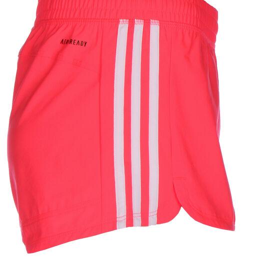Pacer 3-Stripes Laufshorts Damen, pink / weiß, zoom bei OUTFITTER Online