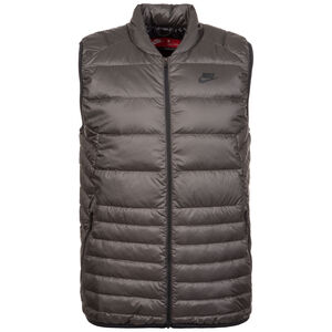 Sportswear Daunenweste Herren, grau, zoom bei OUTFITTER Online
