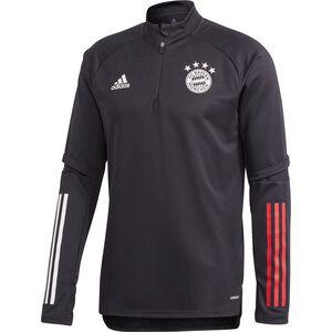 FC Bayern München Trainingssweat Herren, schwarz / rot, zoom bei OUTFITTER Online