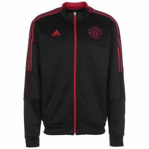 Manchester United Anthem Jacke Herren, schwarz / rot, zoom bei OUTFITTER Online