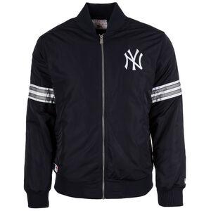 MLB Team App New York Yankees Bomber Jacke Herren, Blau, zoom bei OUTFITTER Online