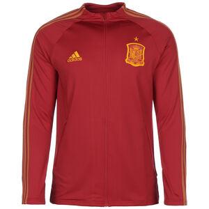 FEF Spanien Anthem Jacke EM 2020 Herren, rot / gelb, zoom bei OUTFITTER Online