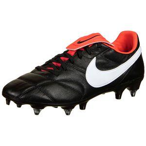 Premier II SG Fußballschuh Herren, schwarz / orange, zoom bei OUTFITTER Online
