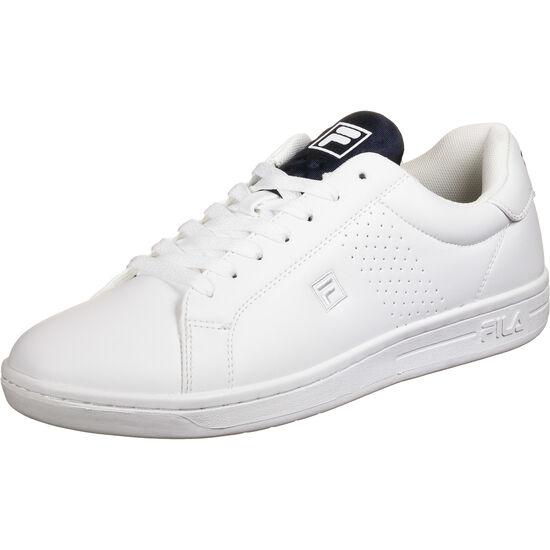 Crosscourt 2 NT Sneaker Herren, weiß / dunkelblau, zoom bei OUTFITTER Online