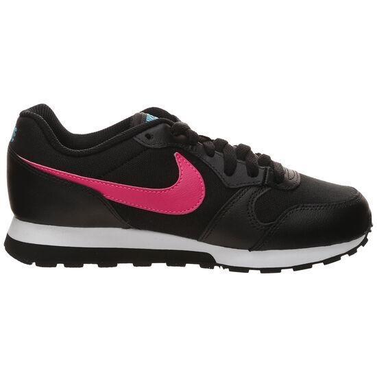 MD Runner 2 Sneaker Kinder, schwarz / pink, zoom bei OUTFITTER Online