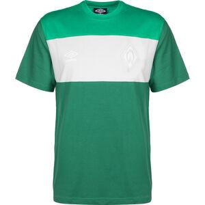 SV Werder Bremen Block T-Shirt Herren, grün / weiß, zoom bei OUTFITTER Online