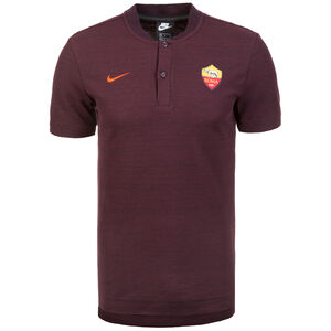 AS Rom Grand Slam Poloshirt, bordeaux, zoom bei OUTFITTER Online