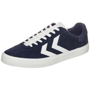 Diamant Suede Sneaker, Blau, zoom bei OUTFITTER Online