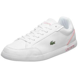 Graduate Sneaker Damen, weiß / rosa, zoom bei OUTFITTER Online