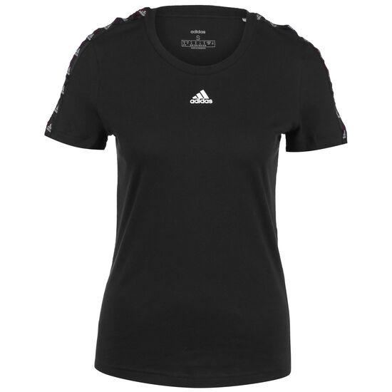 Tape T-Shirt Damen, schwarz, zoom bei OUTFITTER Online