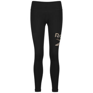 Modern Safari Leggings Damen, schwarz / braun, zoom bei OUTFITTER Online