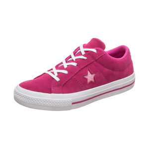 One Star Shining Star OX Sneaker Kinder, pink, zoom bei OUTFITTER Online