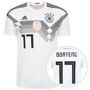 DFB Trikot Home Boateng WM 2018 Herren, Weiß, zoom bei OUTFITTER Online